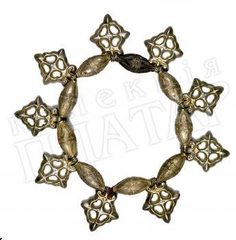 Ожерелье с подвесками